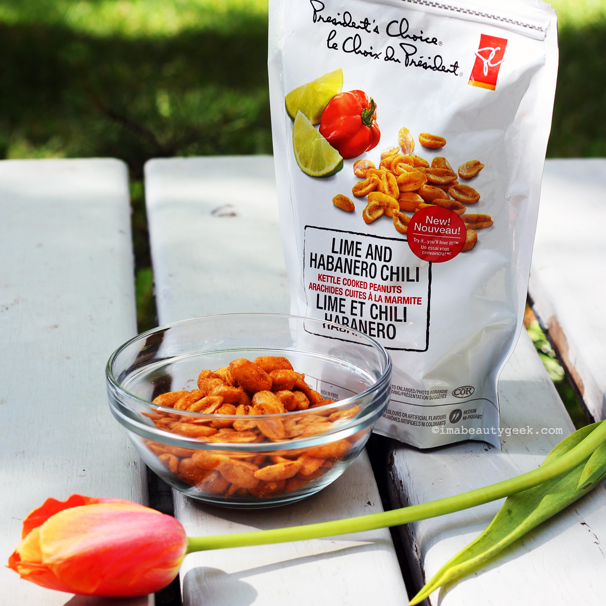 Host a perfect BBQ_Jai Courtney and Lime and Habanero  Chili Peanuts