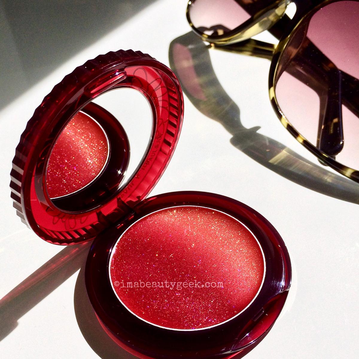 summer lip gloss Paul & Joe Midnight Sangria M 001