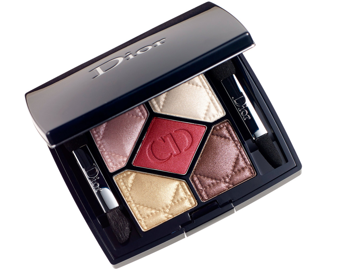 Dior Trafalgar palette similar to YSL Metal Clash... but not really
