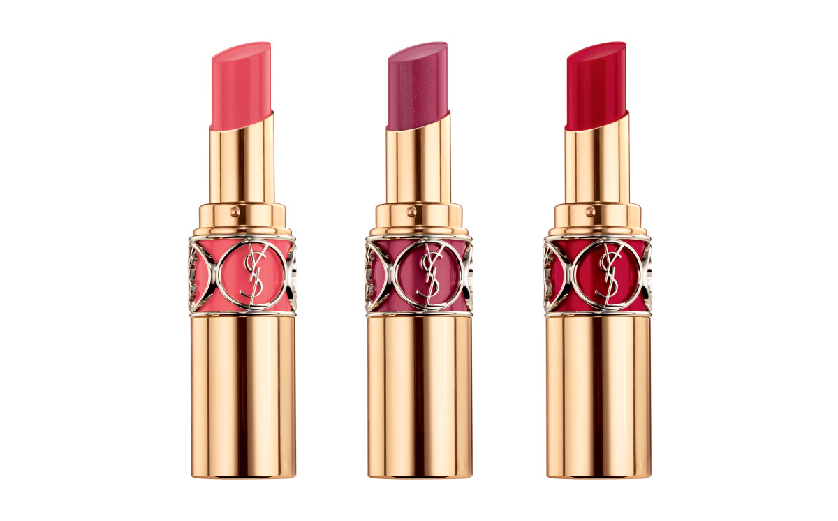 YSL Pretty Metal Fall 2015 Rouge Volupte shades