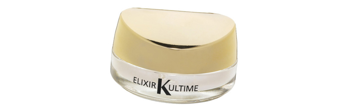 Kerastase Elixir Ultime Serum Solide (also comes in a Serum Fine version for fine hair)