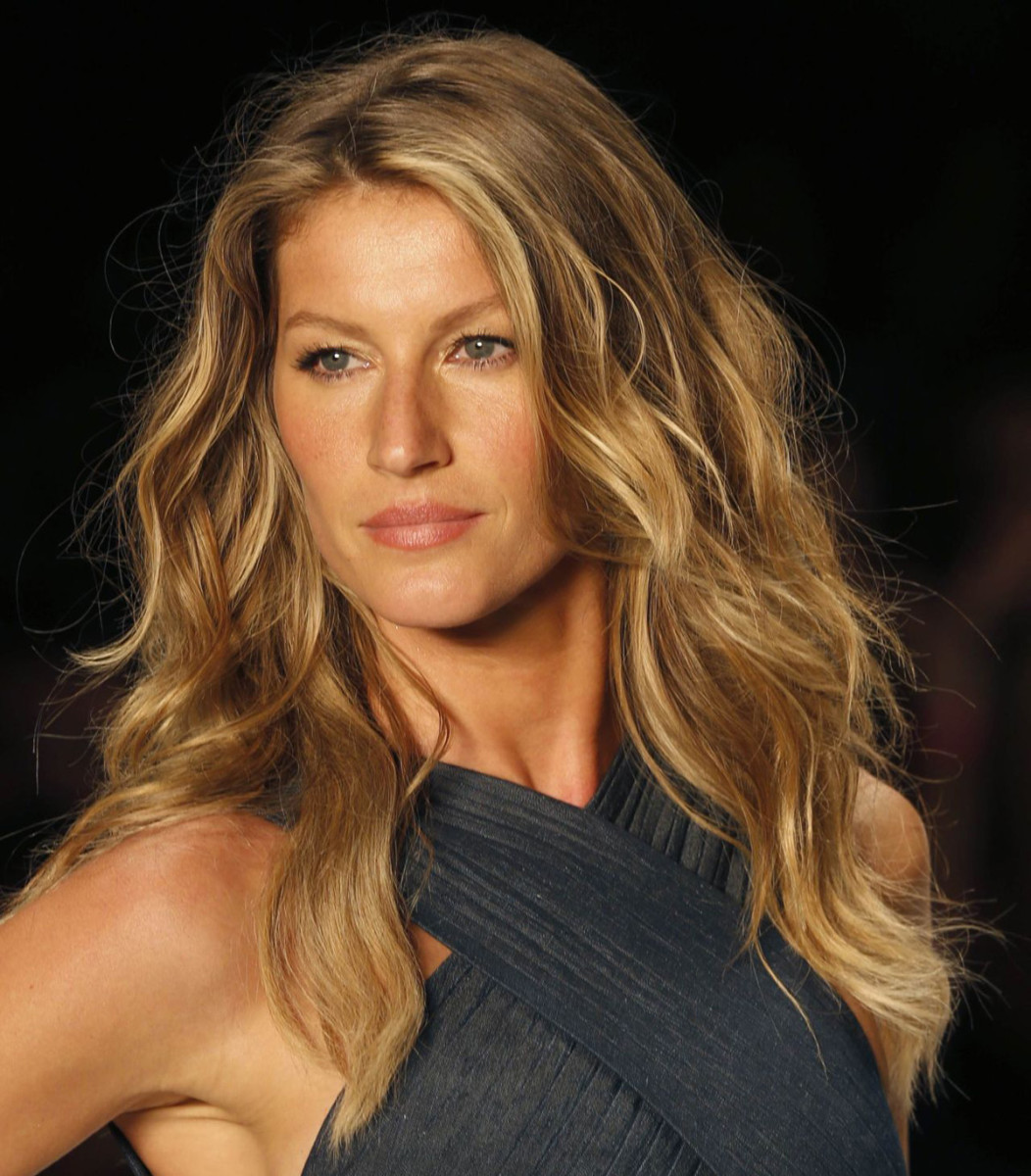 Gisele-like beachy waves are closer with the right extra-strength frizz-fighting regimen