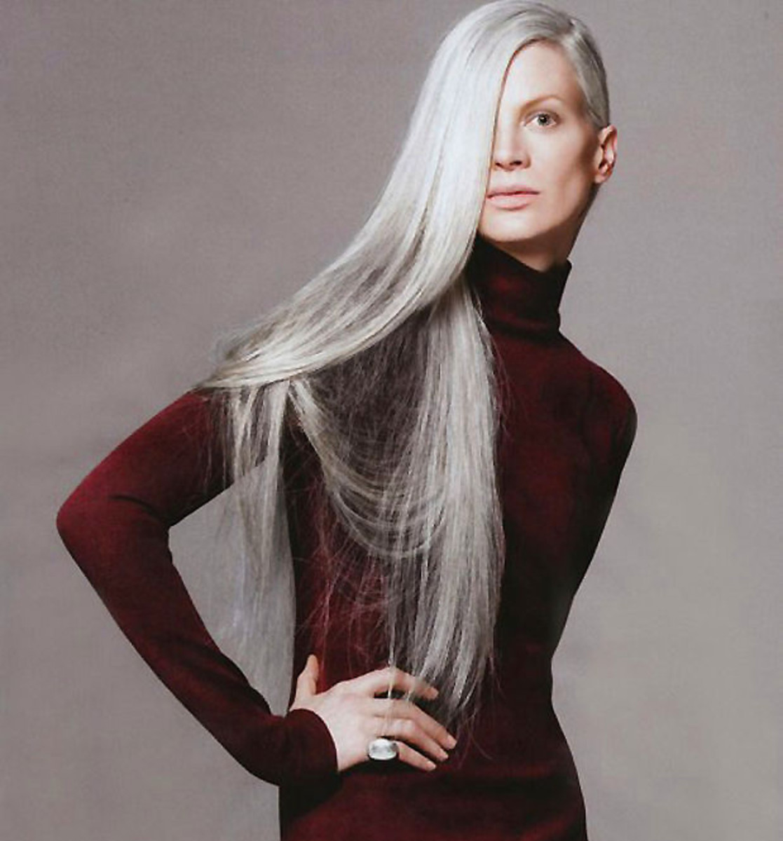 smooth grey hair_kristen mcmenemy