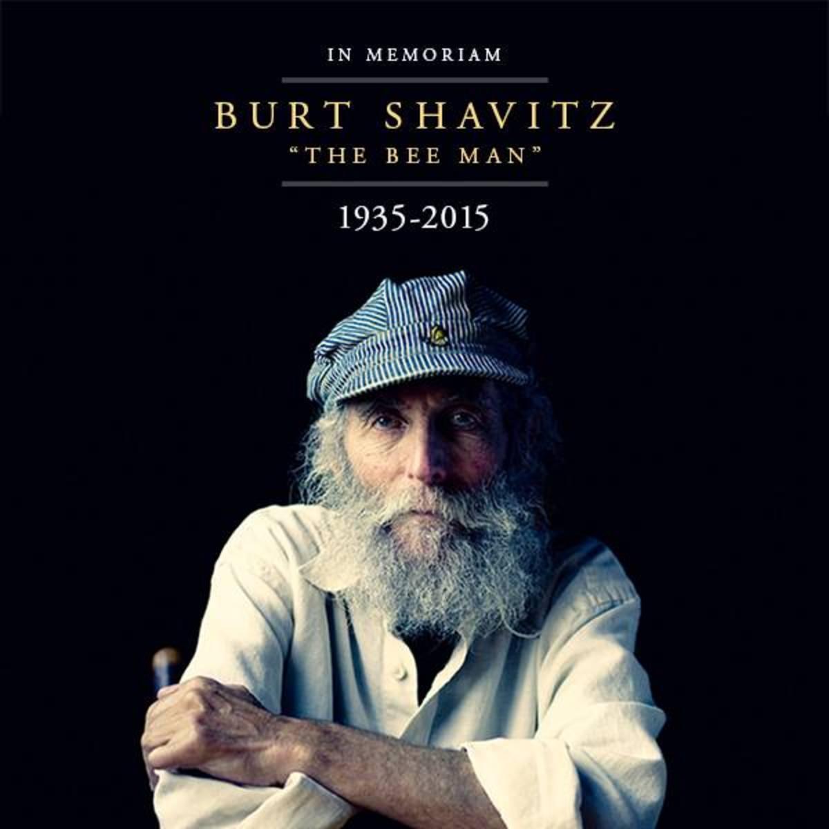 burts bees burt shavitz dead at 80
