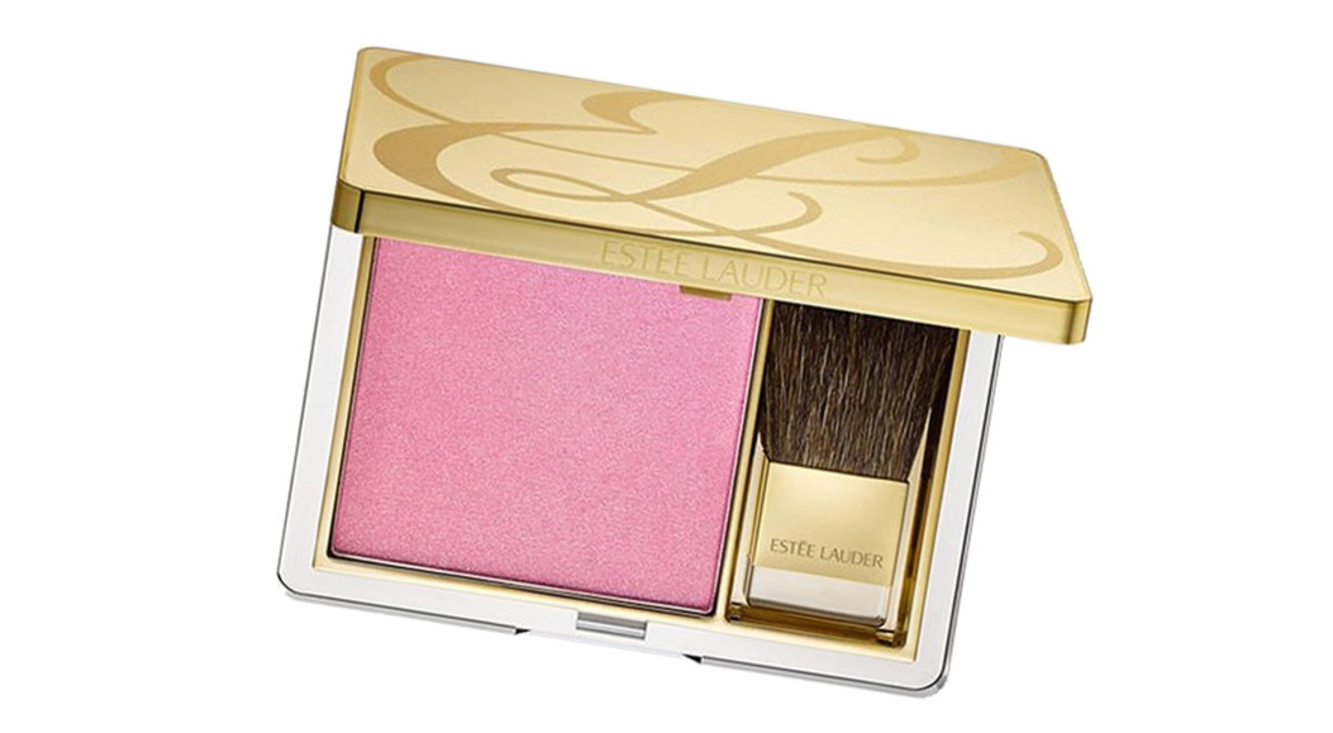 Estee Lauder Pure Color Powder Blush in Electric Pink