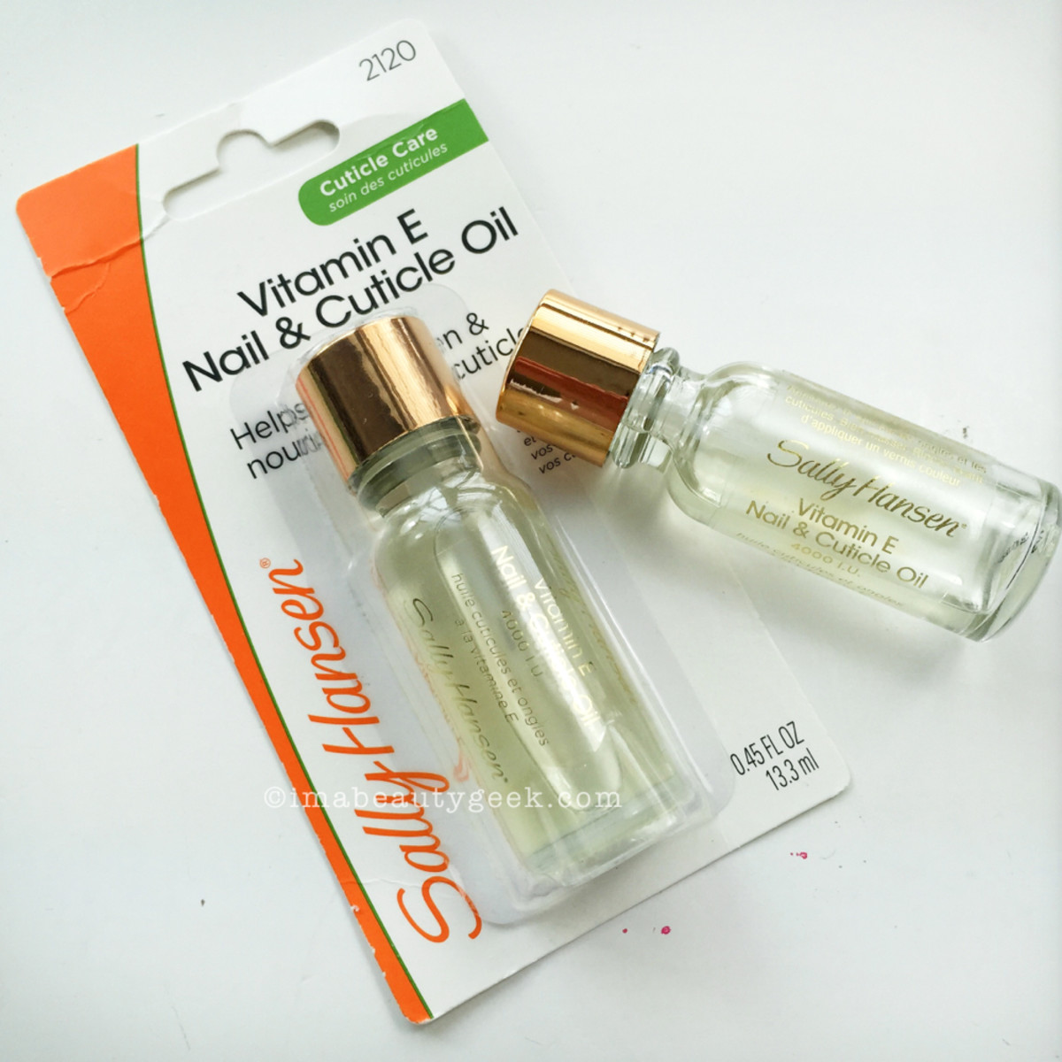 ManiGeek's Favorite Cuticle Oil