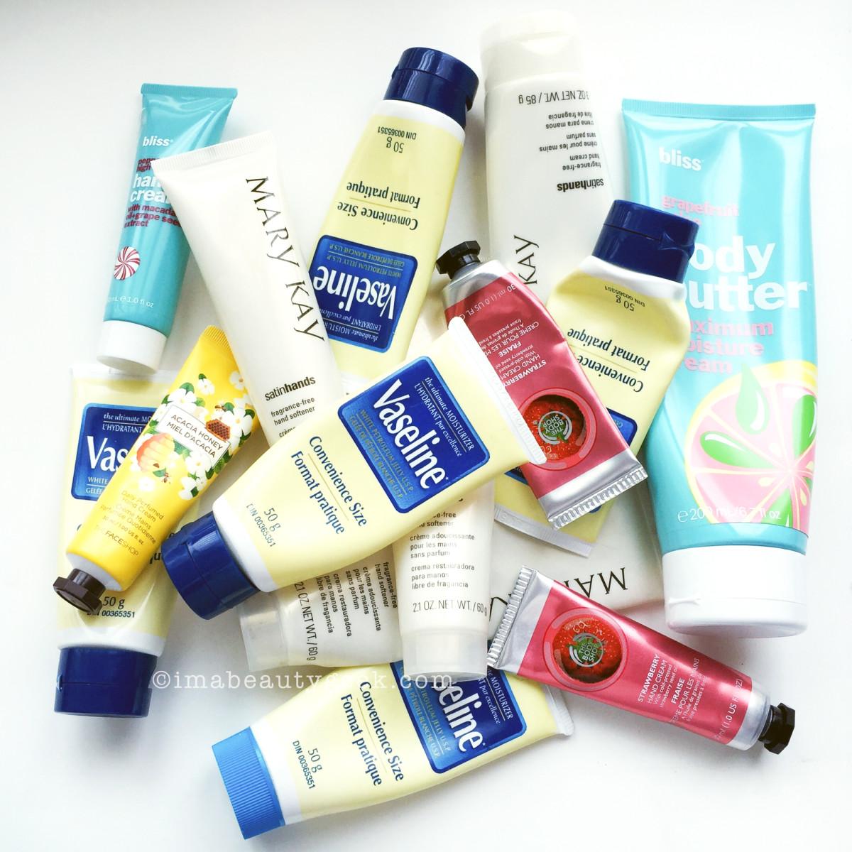 ManiGeek's Favorite Hand Creams