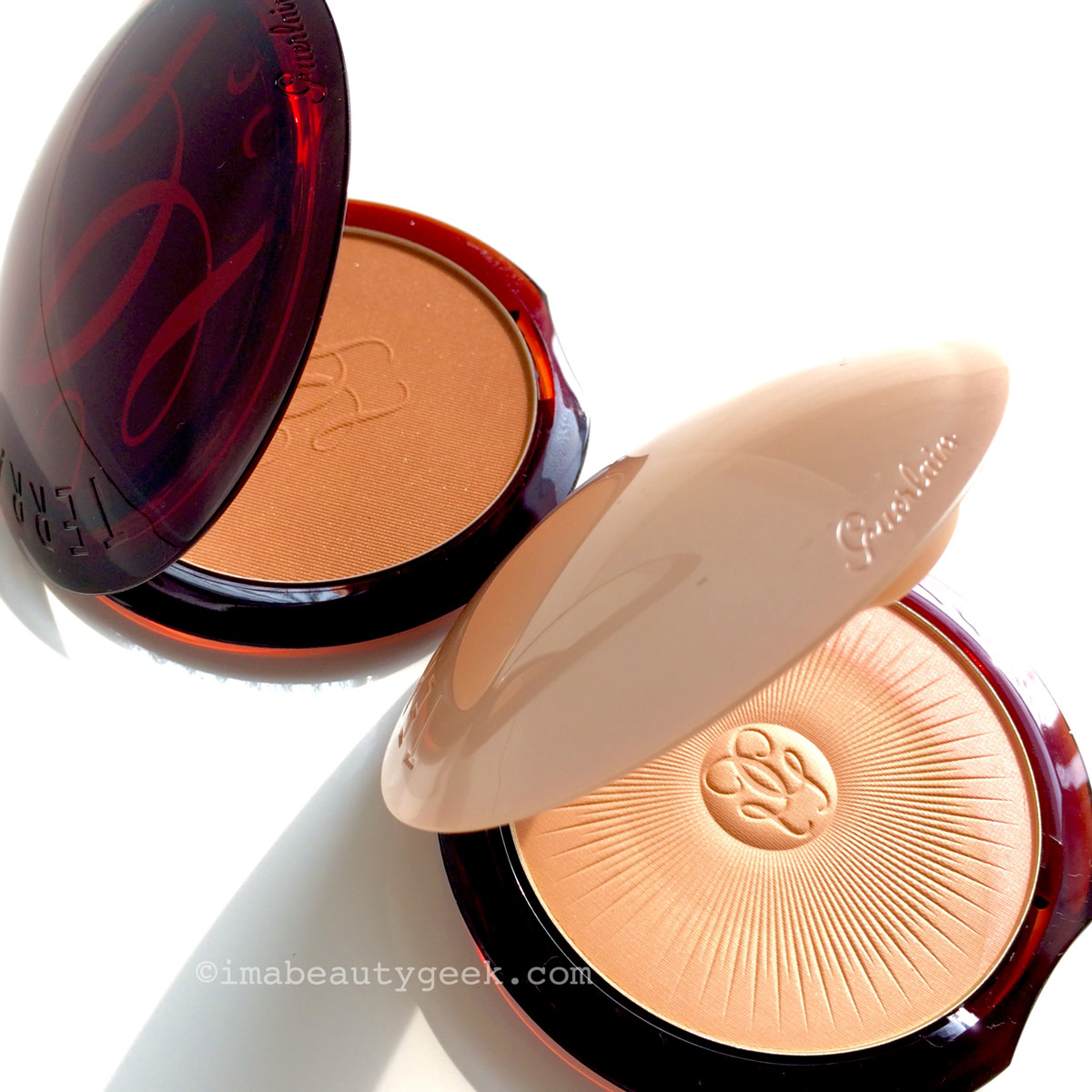 Guerlain My Terracotta choose your bronzer