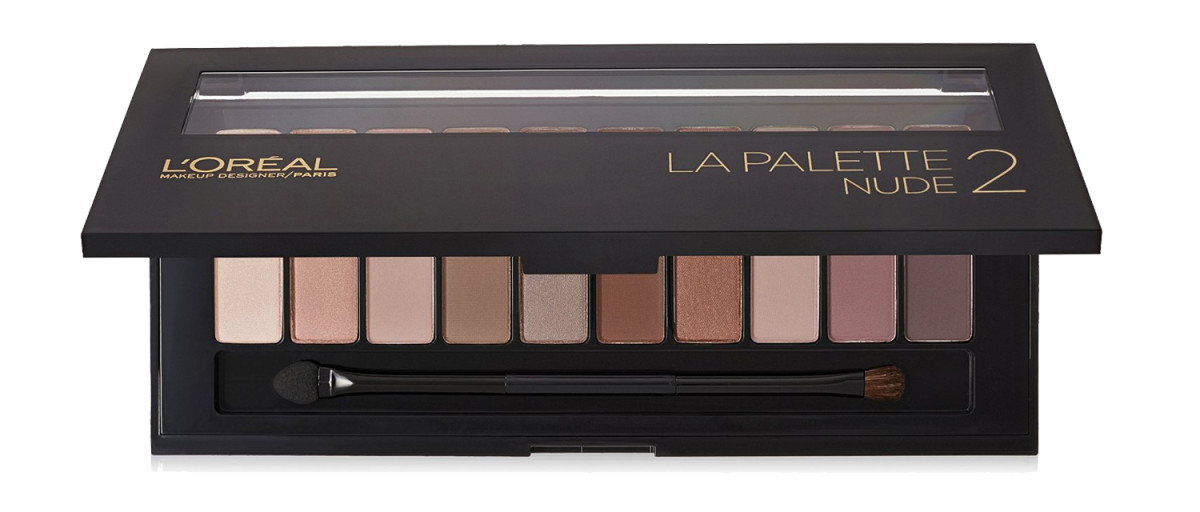 Amazon Prime Day: L'Oreal Paris La Palette Nude 2