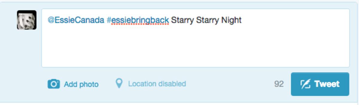 Bring Back Essie Starry Starry Night Twitter