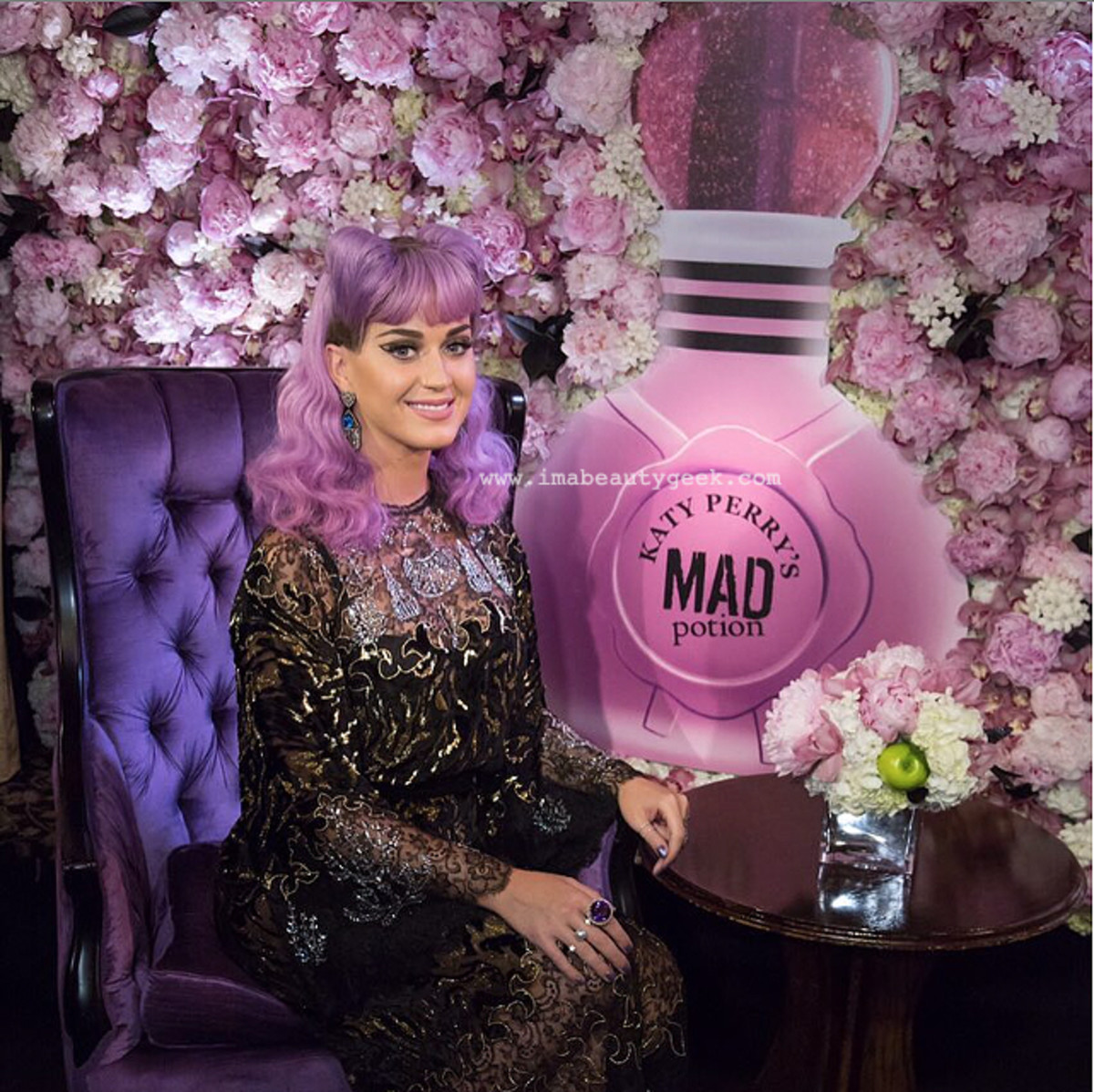 Katy Perry is selling Mad Potion fragrance via twitter