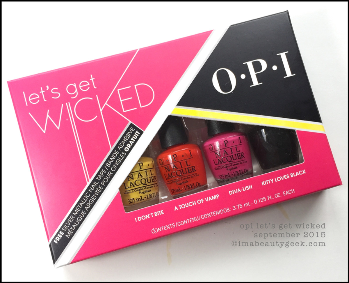 OPI Halloween 2015_OPI Lets Get Wicked