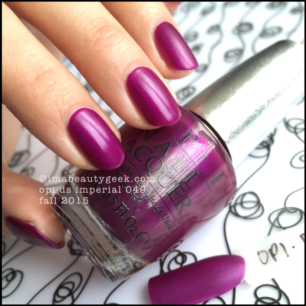OPI DS Imperial 049_OPI DS 2015