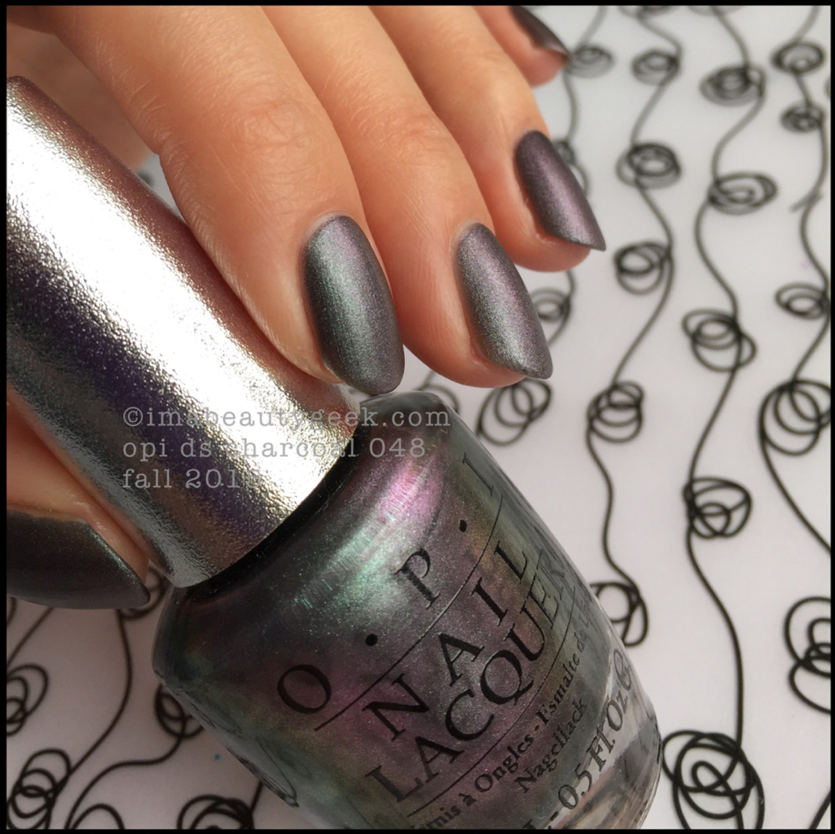 OPI DS 2015_OPI Charcoal DS 048 Fall_6