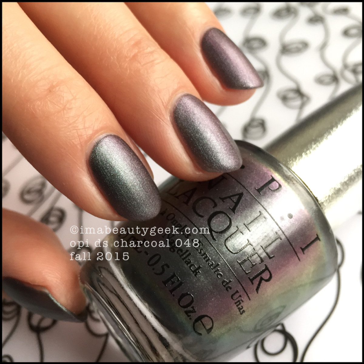 OPI Designer Series Fall 2015_OPI DS Charcoal 048_5