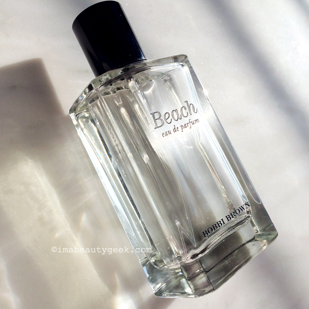 Spraycation fragrance: Bobbi Brown Beach Eau de Parfum