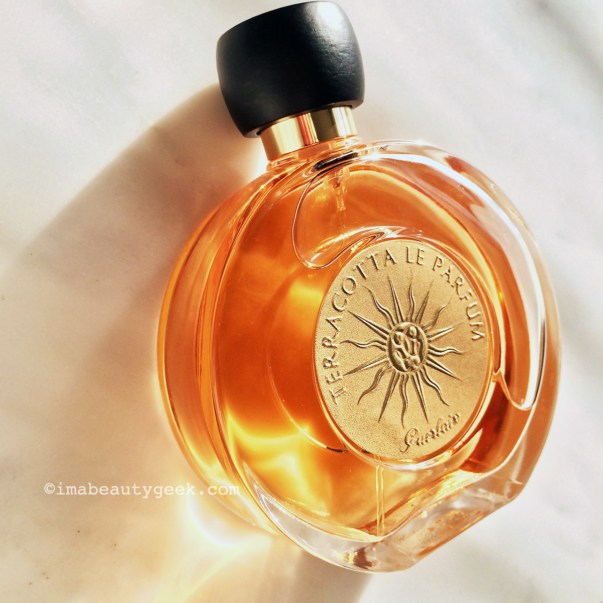 Spraycation fragrance: Guerlain Terracotta le Parfum
