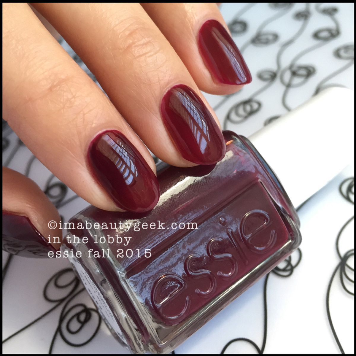 Essie Fall 2015 Swatches_ Essie In the Lobby Beautygeeks