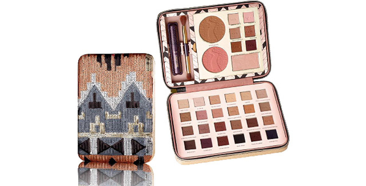 tarte holiday 2015 light of the party makeup set