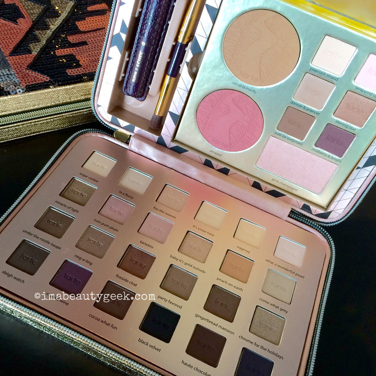 Tarte holiday 2015 Light of the Party gift set