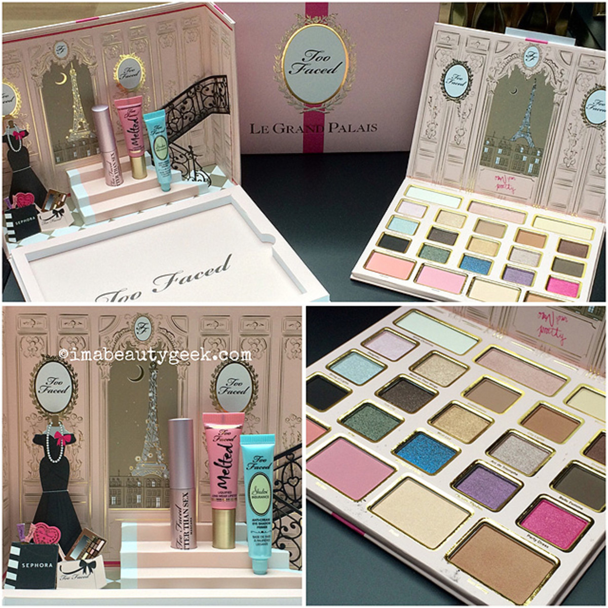 Too Faced holiday 2015 sneak peek_Le Grand Palais