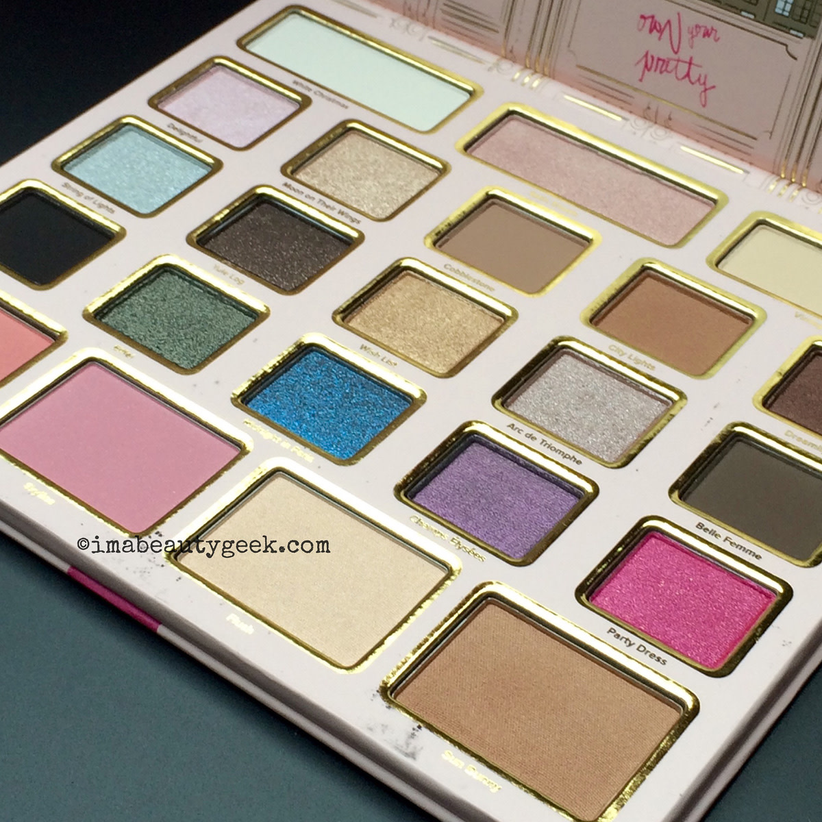 Too Faced Holiday 2015_Le Grand Palais eyes and cheeks palette