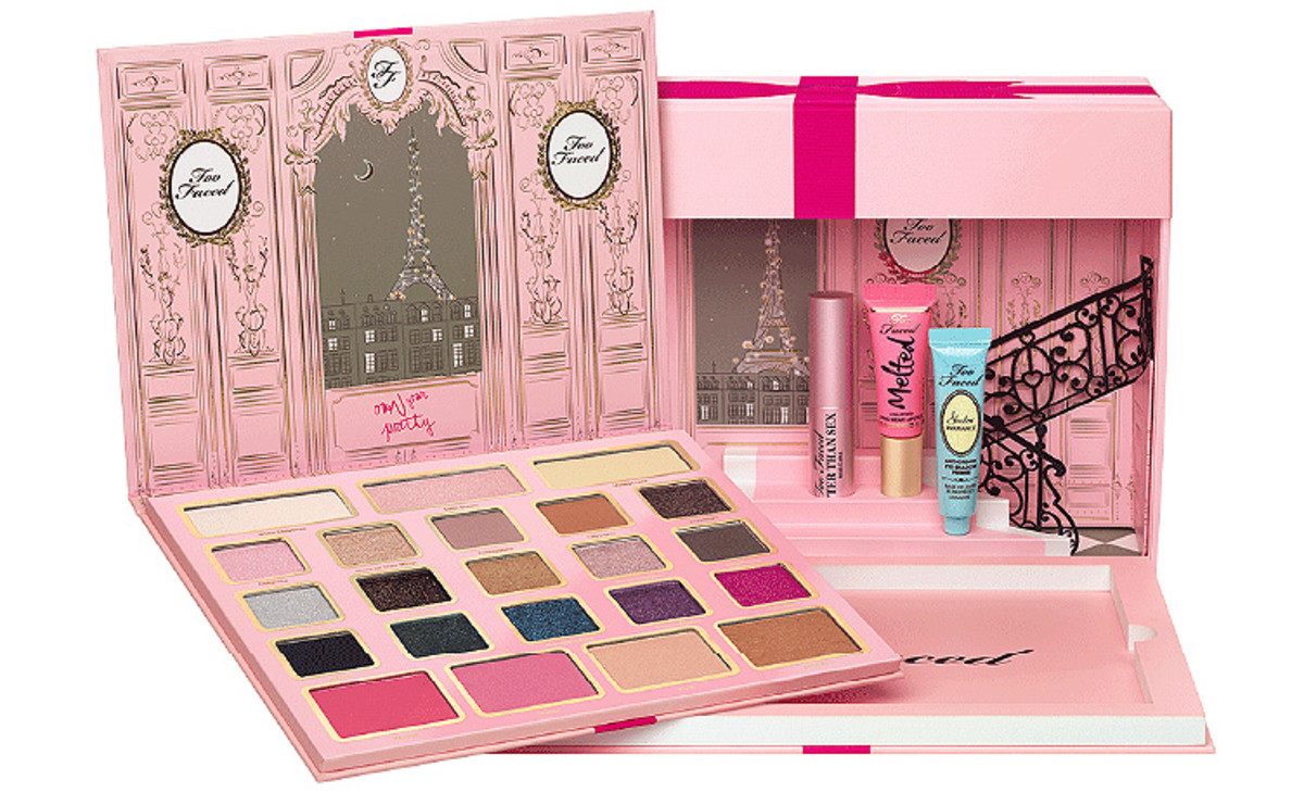 Too Faced holiday 2015_Le Grand Palais set