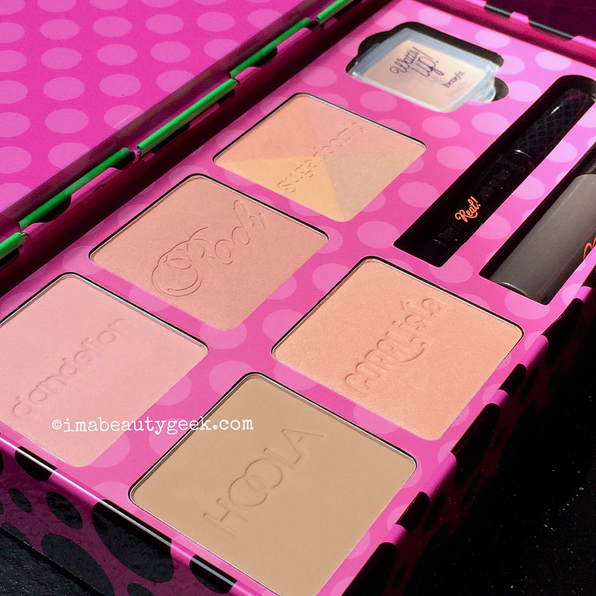 Benefit Holiday 2015_Benefit Real Cheeky Party Kit
