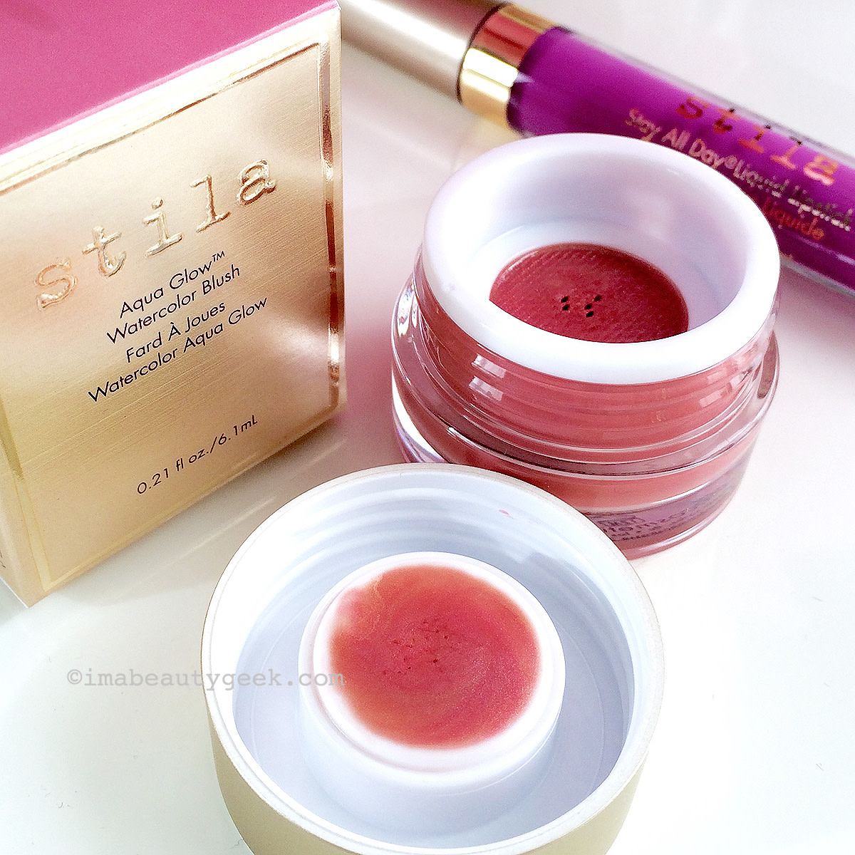 Stila Aqua Glow Watercolor Blush_liquid gel