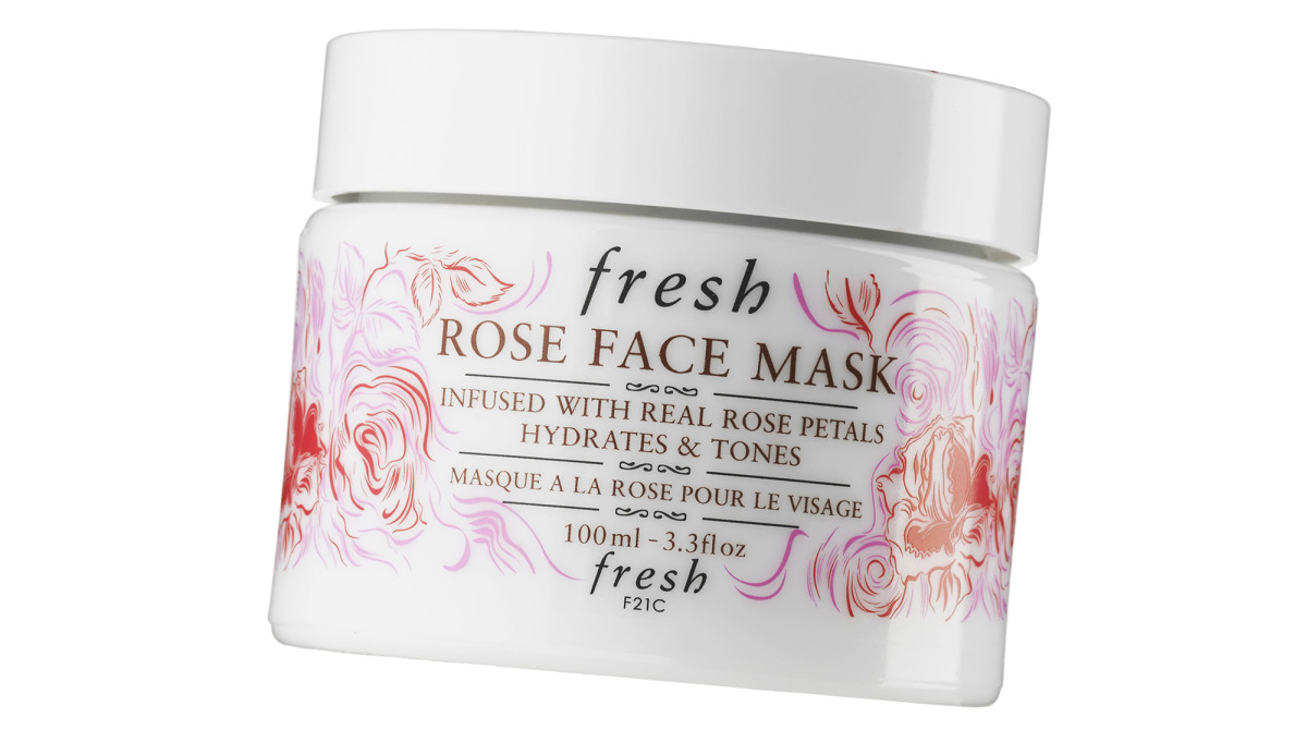 Sephora drops free-shipping minimum_Fresh Rose Face Mask anniversary edition