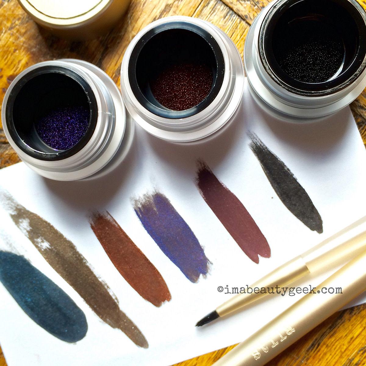 Sephora drops free-shipping minimum_Stila Got Inked Cushion Eyeliner and La Quill brush