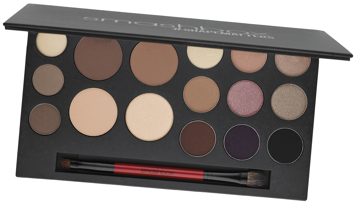 Sephora drops free-shipping minumim_Smashbox ShapeMatters palette