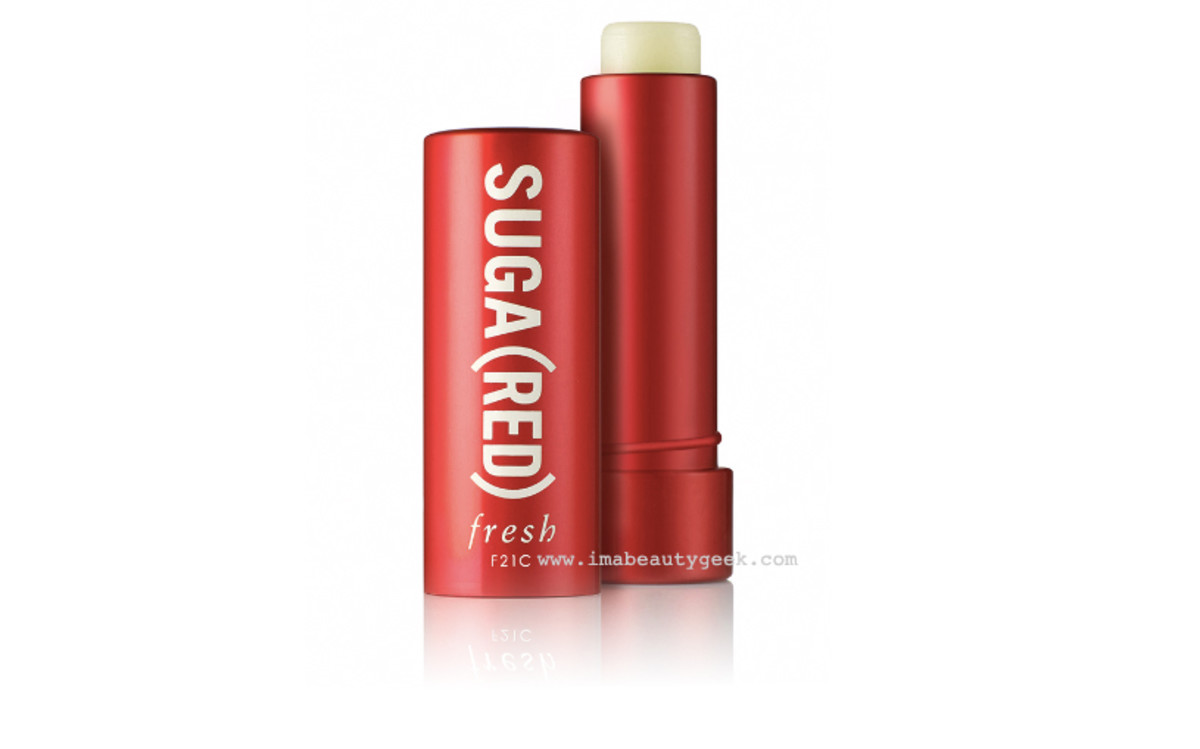 Fresh Suga(red) Lip Treatment_aka Fresh Sugar (RED) Lip Treatment