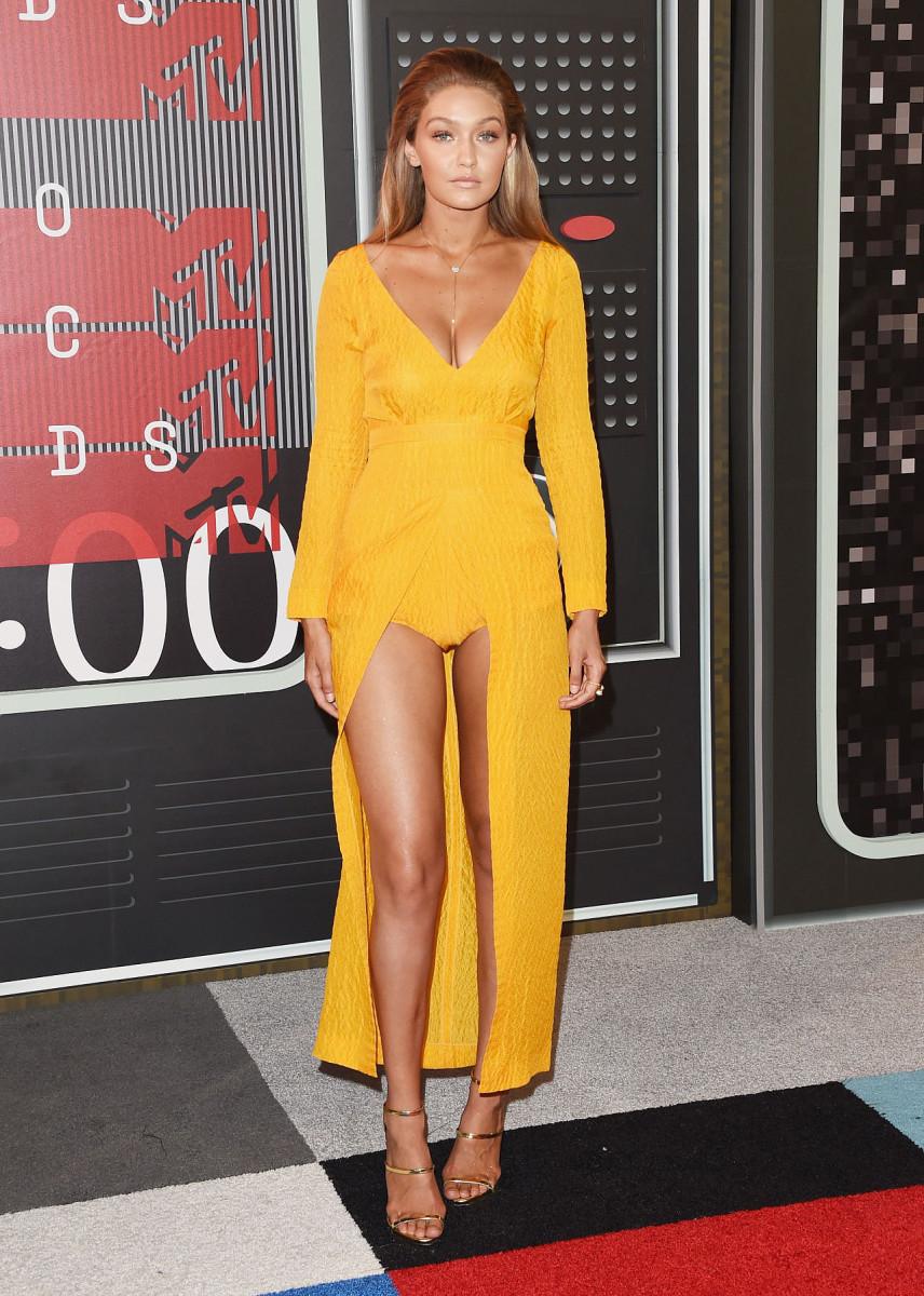 Gigi Hadid 2015 MTV VMAs dress