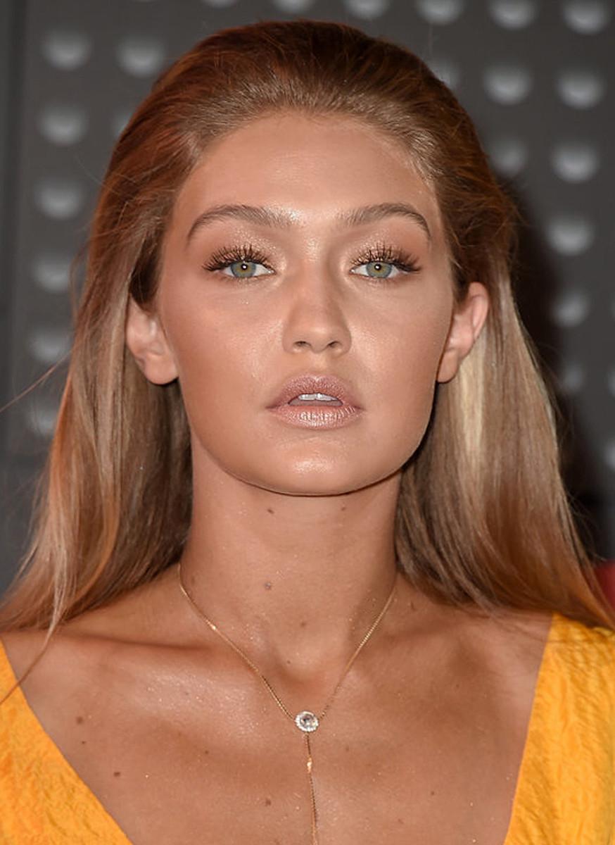 Gigi Hadid 2015 MTV VMAs makeup