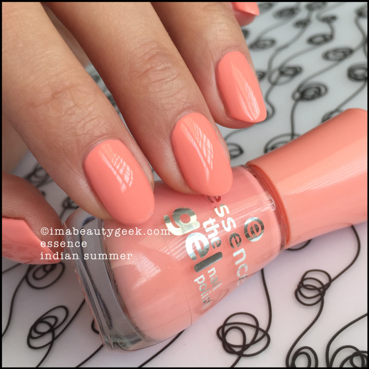 Essence Nail Polish _ Essence Indian Summer
