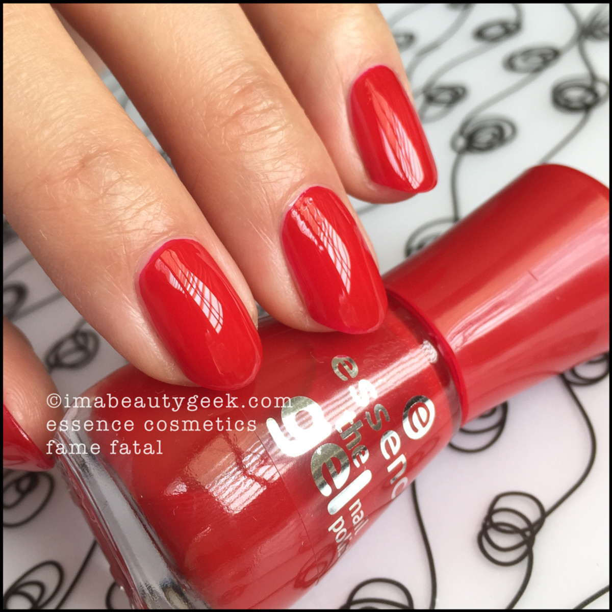 Essence Fame Fatal Nail Polish