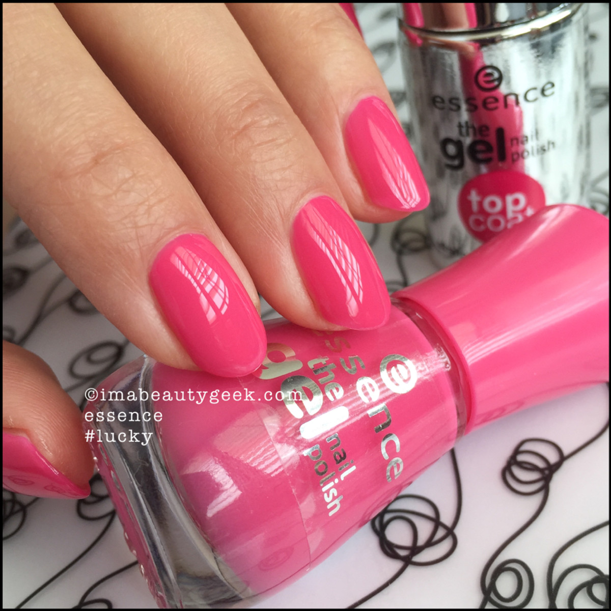 Essence Nail Polish _ Essence Lucky