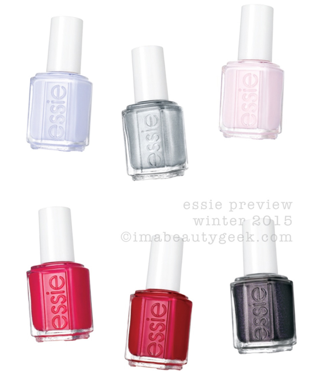 Essie Winter 2015 Collection Virgin Snow Preview_2