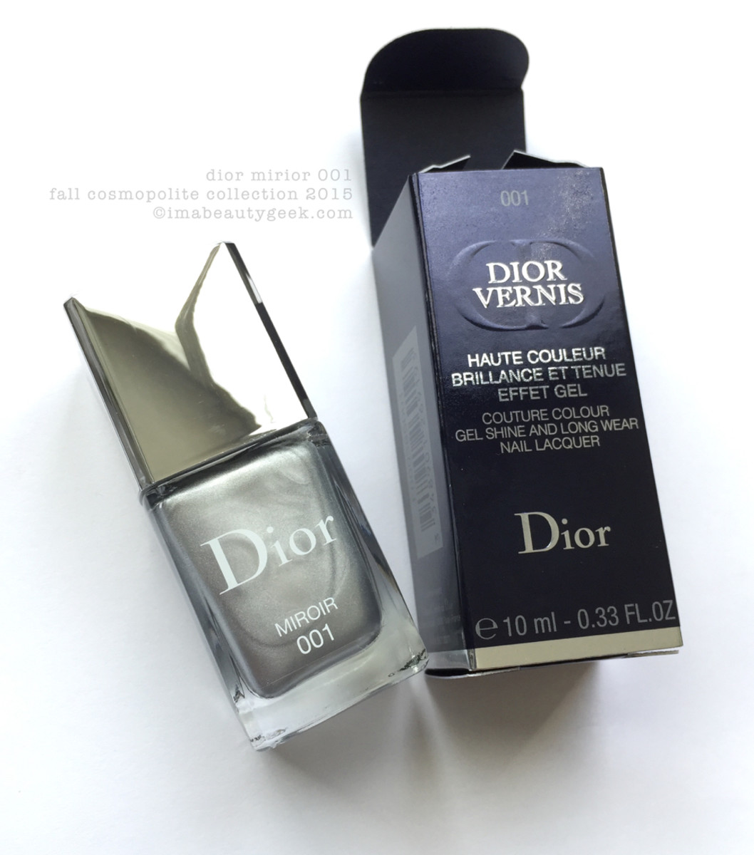 dior miroir 001 swatches review beautygeeks