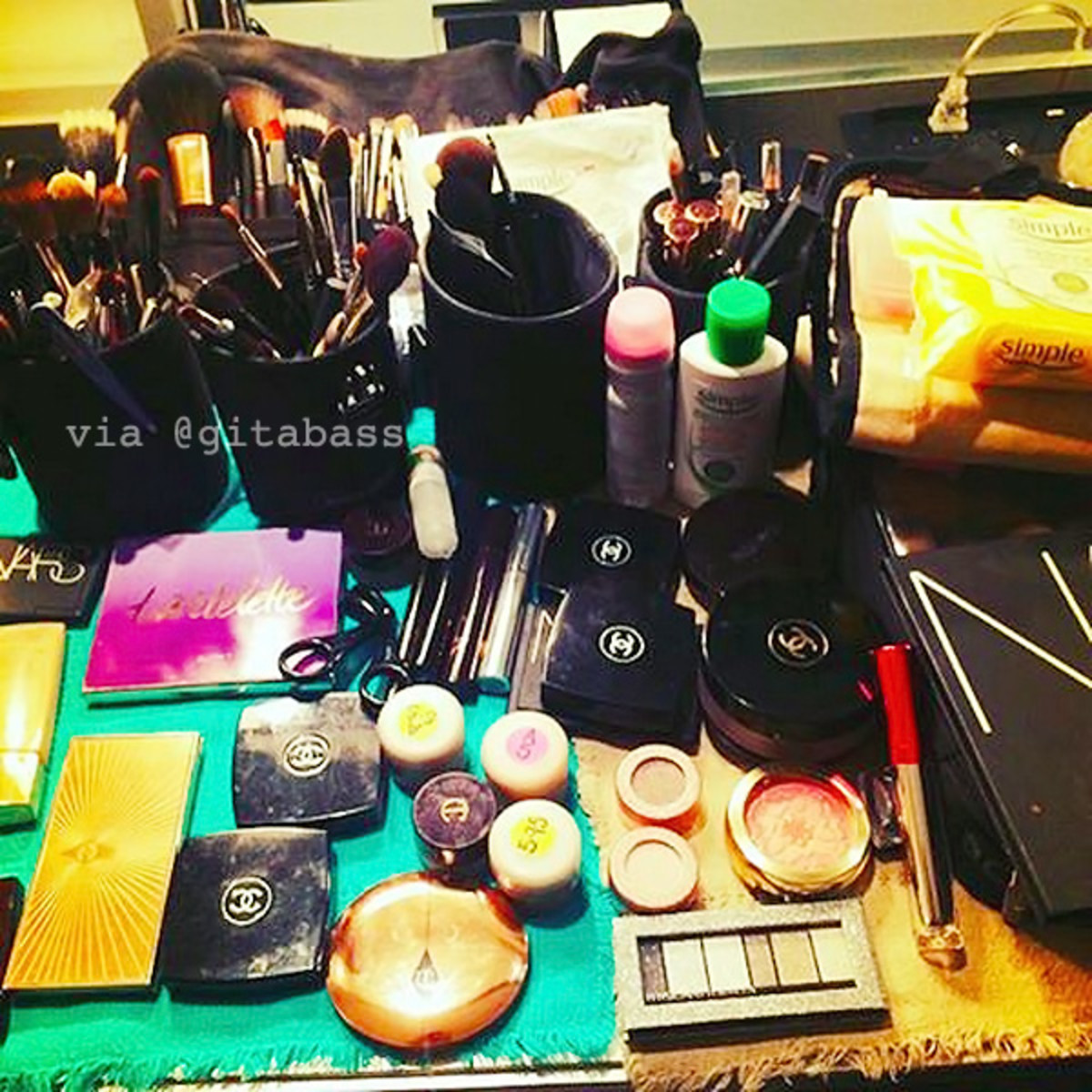 Elizabeth Olsen TIFF 2015 makeup_makeup artist gita bass