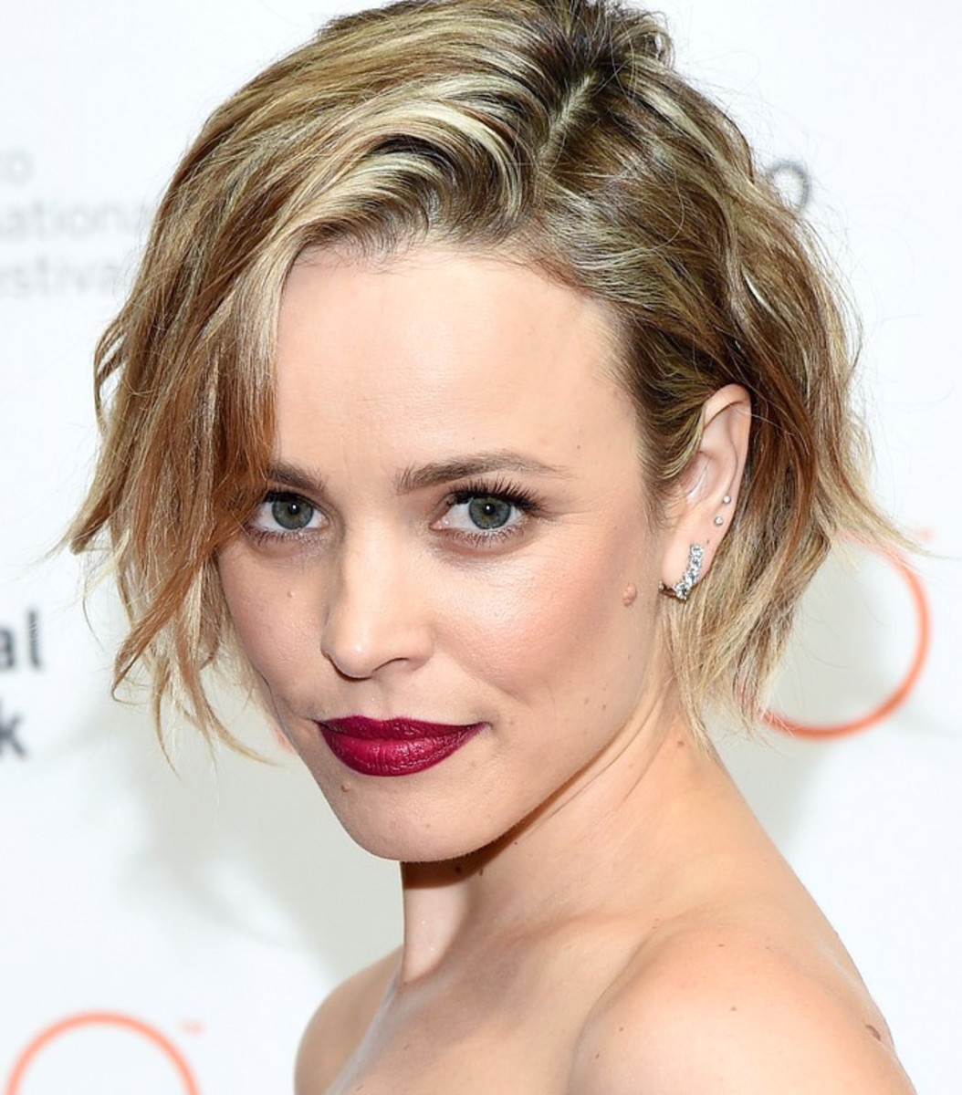 RACHEL MCADAMS MAKEUP AND HAIR, TIFF 2015 - Beautygeeks Rachel Mcadams