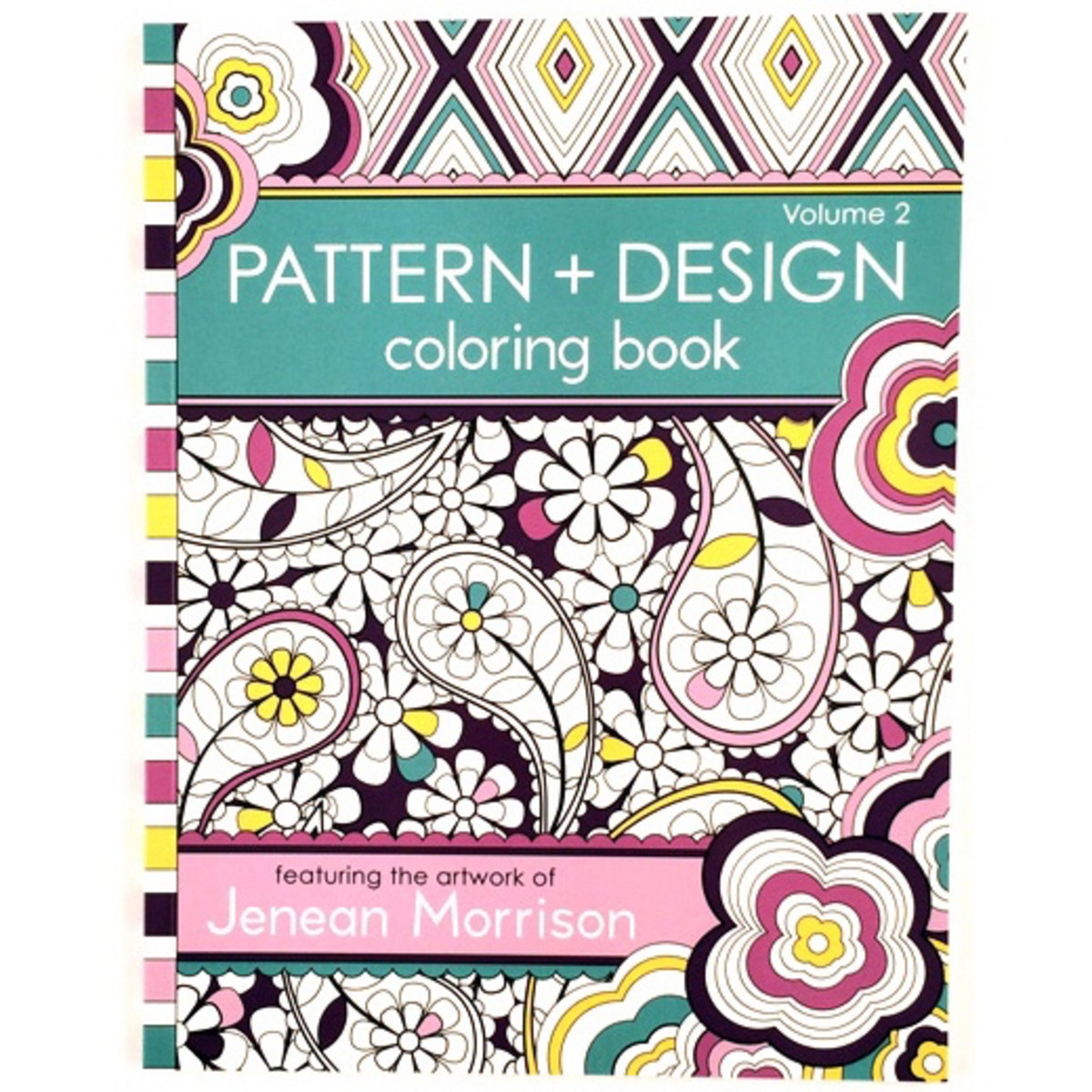 Pattern Design Jenean Morrison Coloring Book