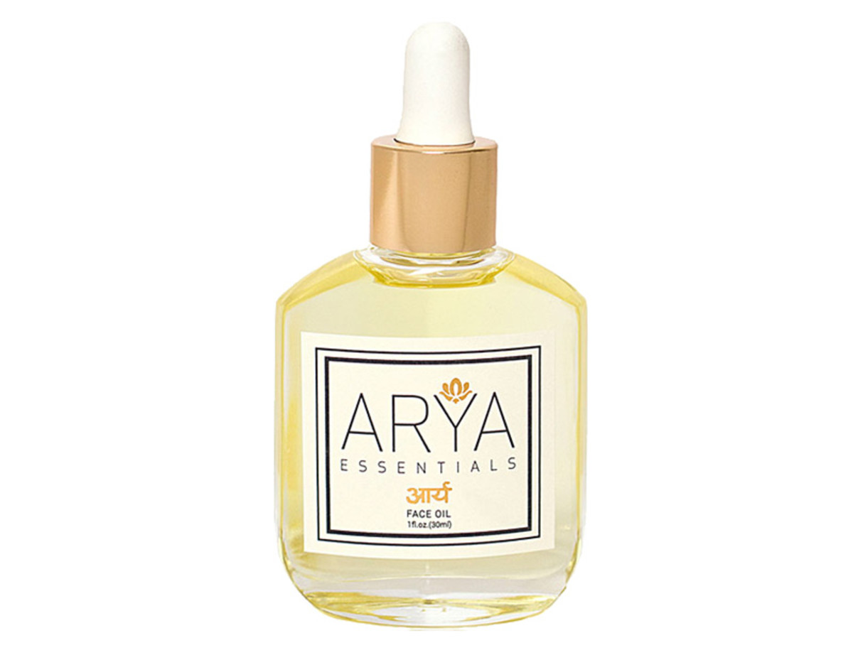 Arya Essentials Face Oil: Fabiola used it to give Helen Mirren's skin its glow