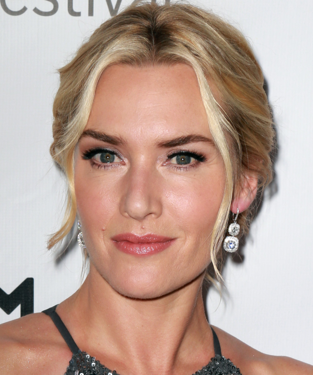 Kate Winslet's glowy makeup at TIFF 2015