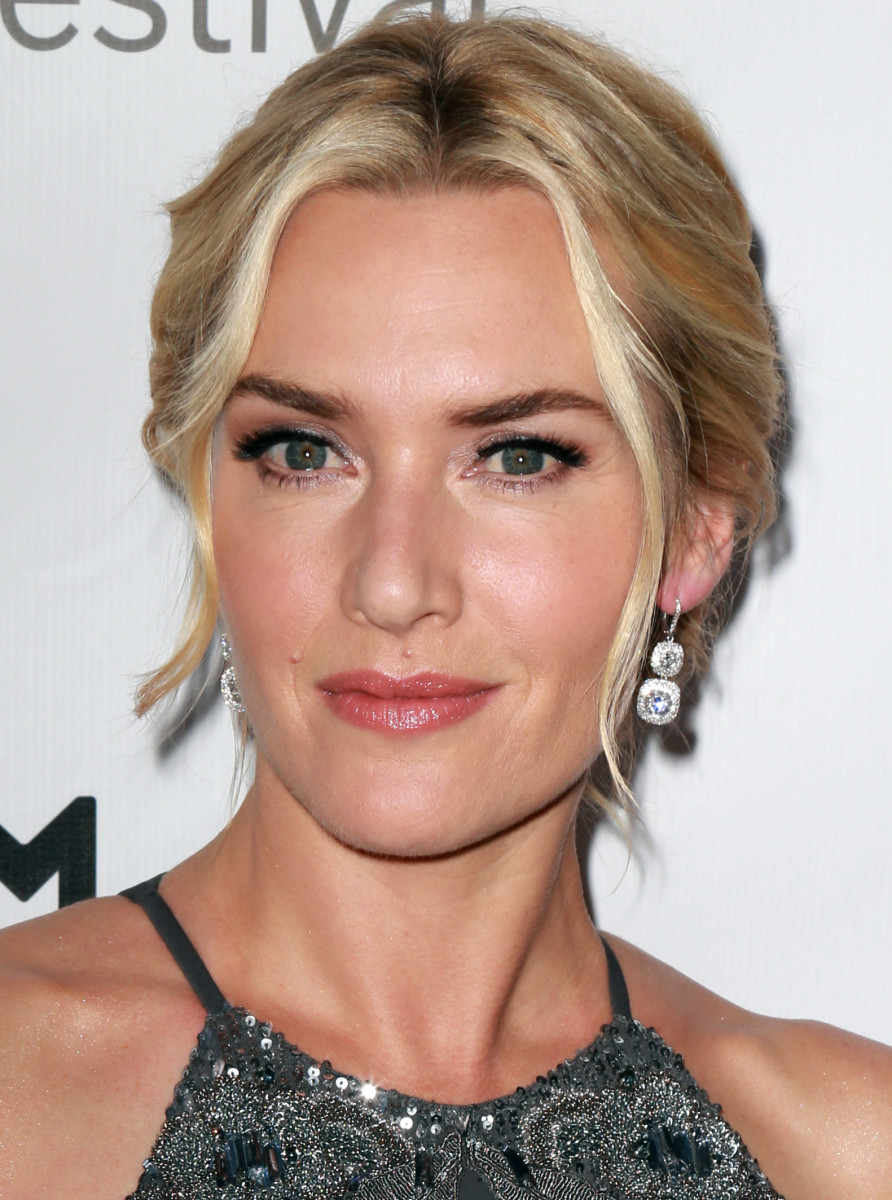 KATE WINSLET GOES FOR ...