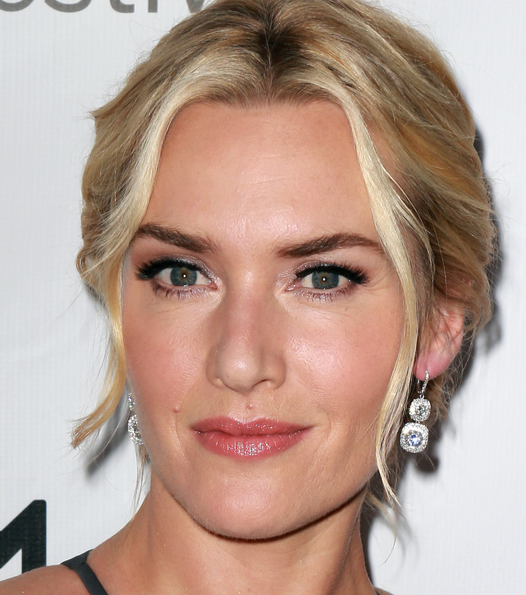 Kate Winslet's makeup at TIFF 2015