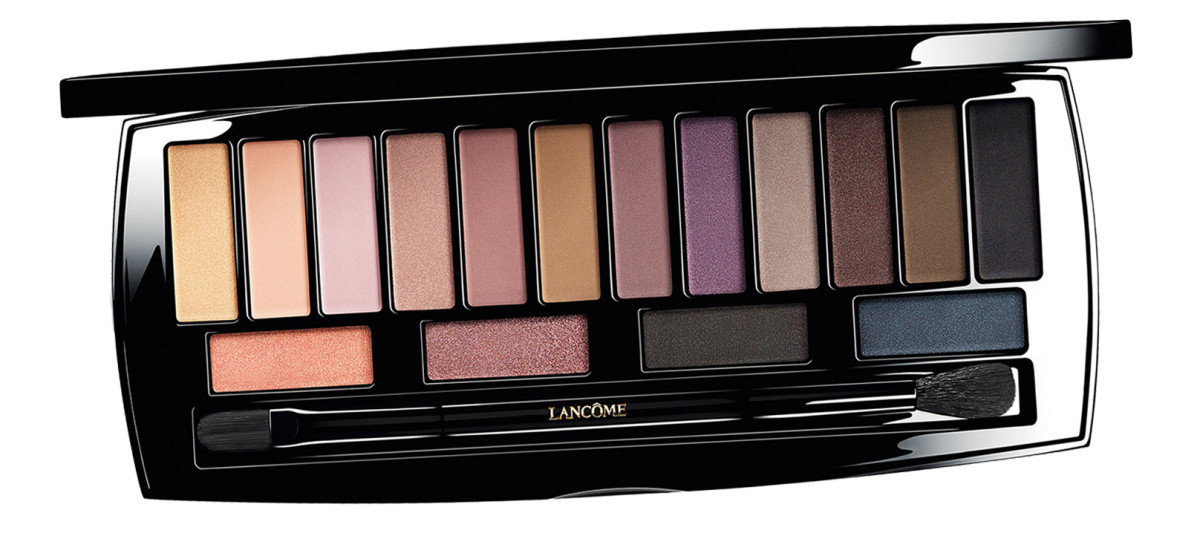 Lancôme Auda[city] in Paris Palette of eyeshadows