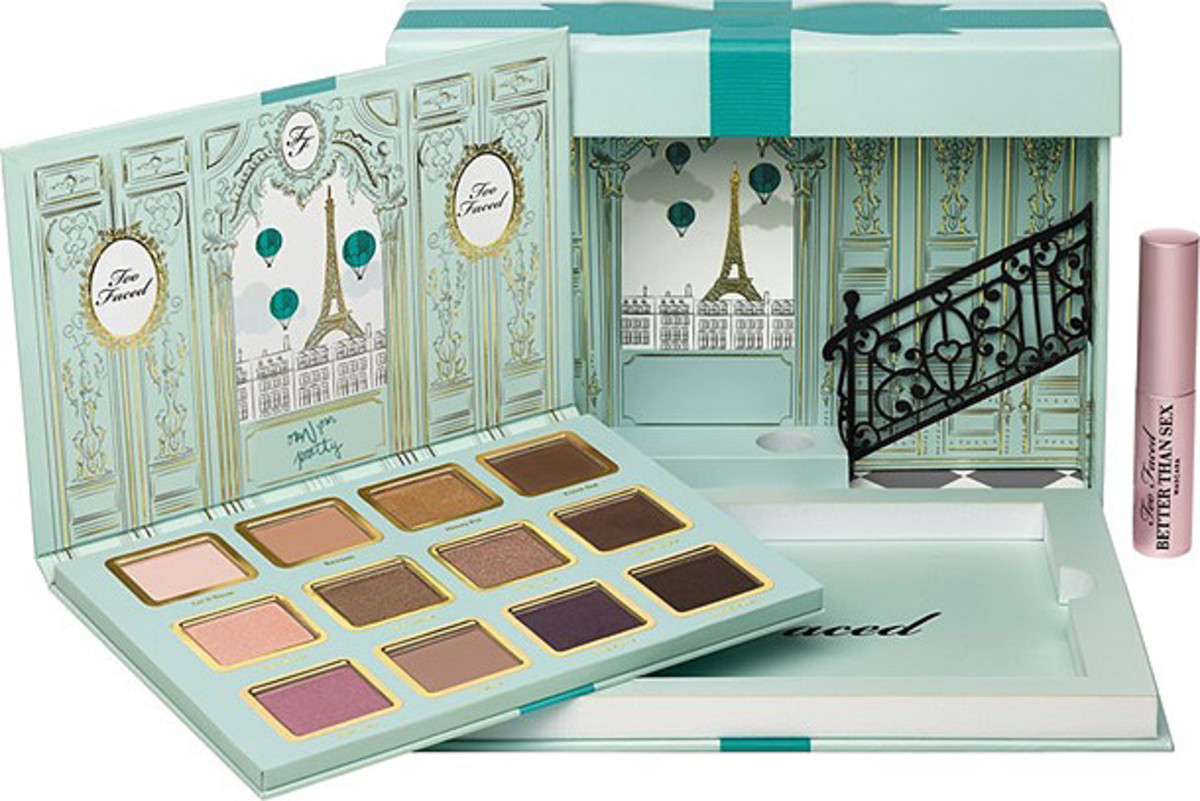 Too Faced La Petite Maison holiday 2015 at Ulta