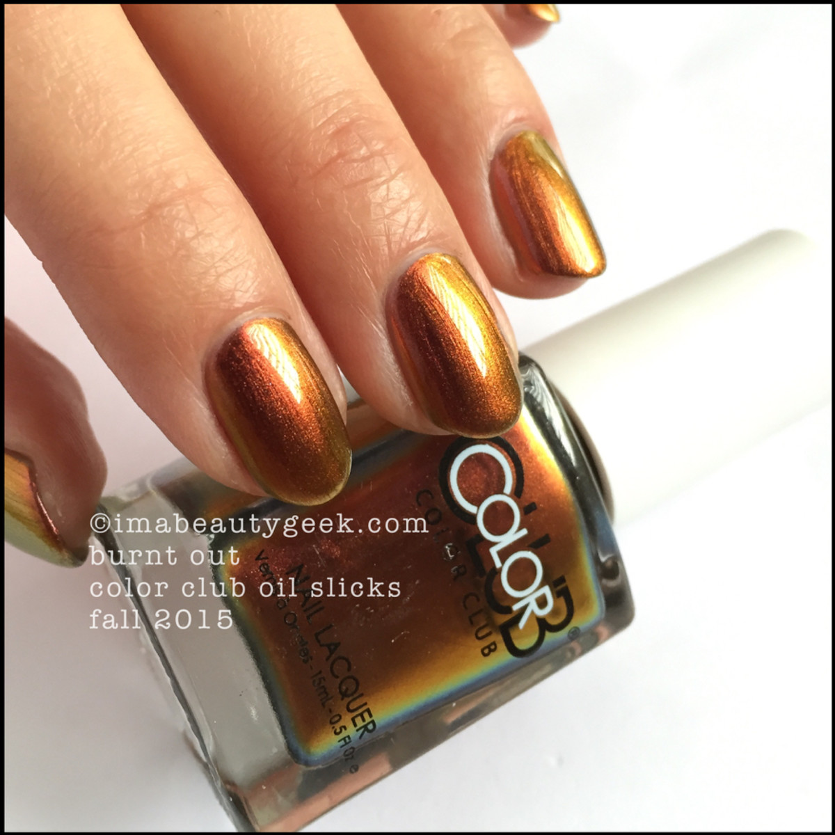 Color Club Oil Slick Collection_Color Club Burnt Out Swatches_2